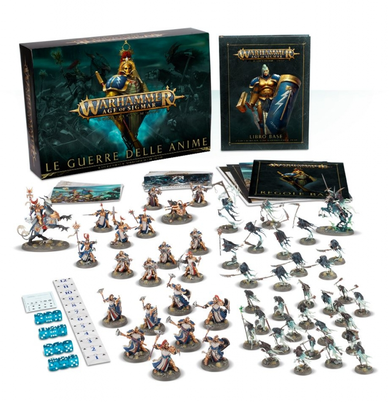 Warhammer Age of Sigmar: Le Guerre delle Anime