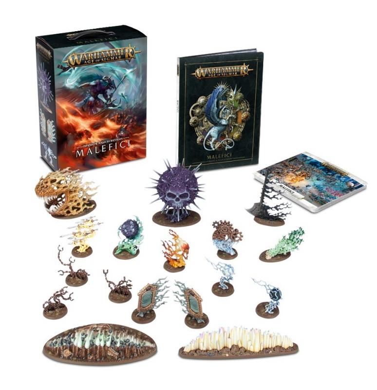 Warhammer Age of Sigmar: Malefici