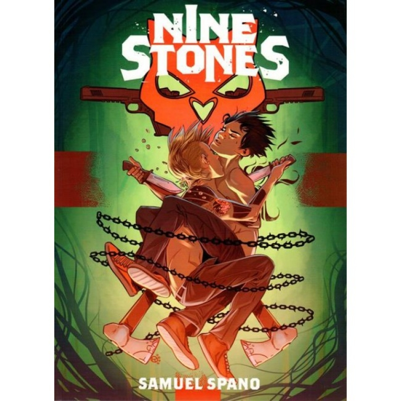 NINE STONES DELUXE EDITION - VARIANT EDITION