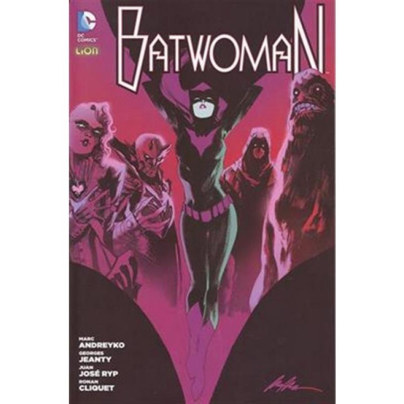 BATWOMAN 11
