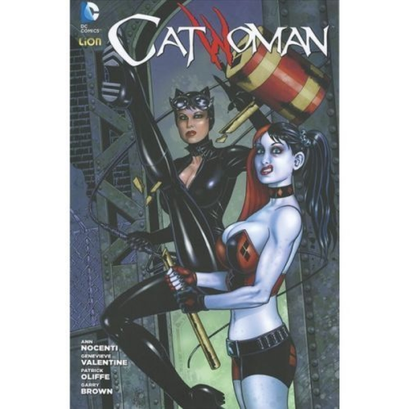 CATWOMAN 10 - THE NEW 52 - Harley Quinn Variant