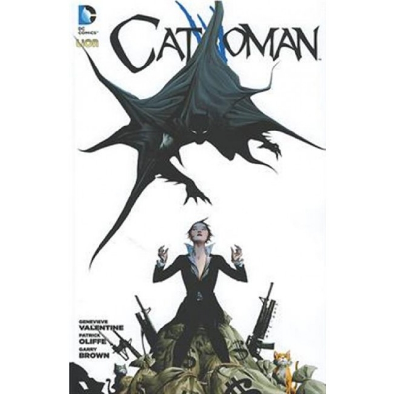 CATWOMAN 11 - THE NEW 52