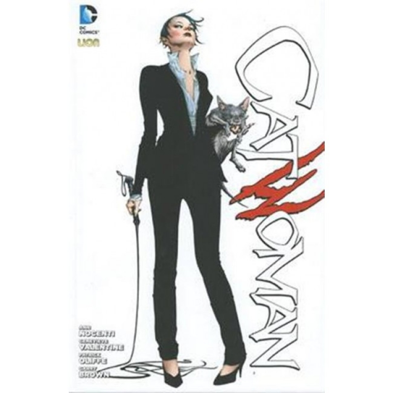 CATWOMAN 10 - THE NEW 52