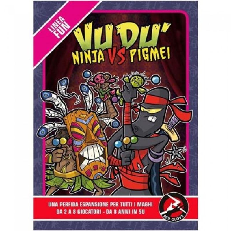 VUDU' - NINJA VS PIGMEI