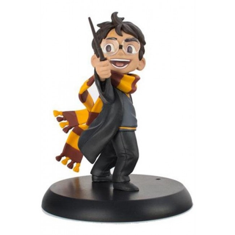 HARRY POTTER - Q-FIG FIGURE HARRY'S FIRST SPELL