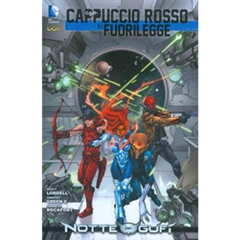 CAPPUCCIO ROSSO E I FUORILEGGE 3