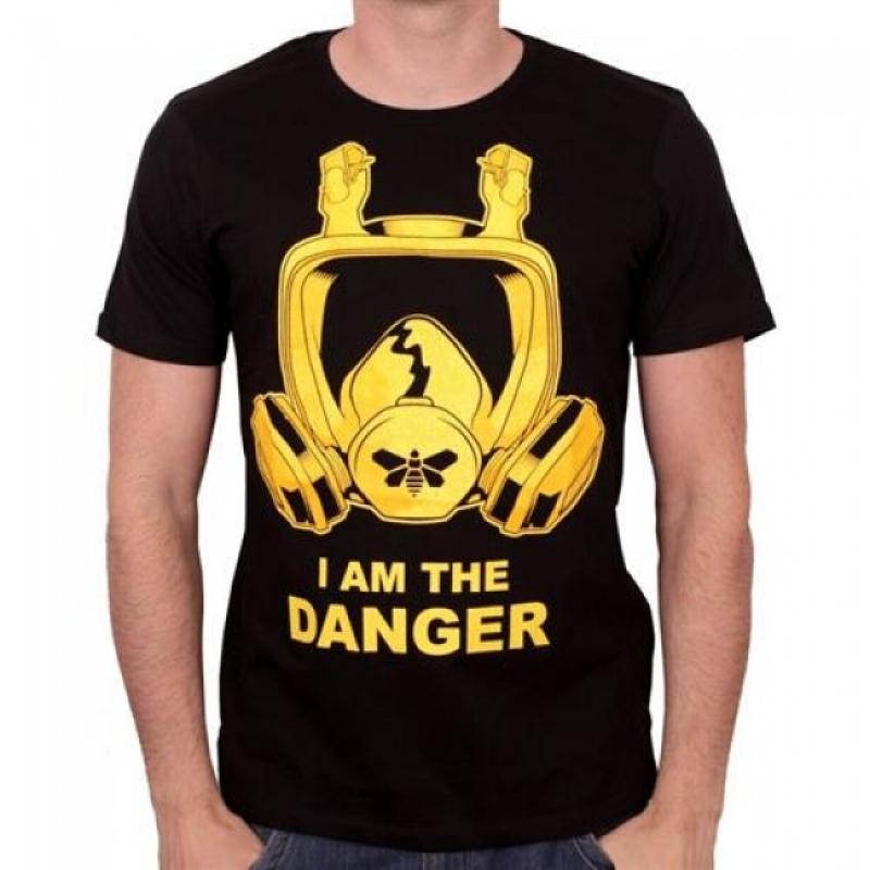 BREAKING BAD - T-SHIRT I AM THE DANGER