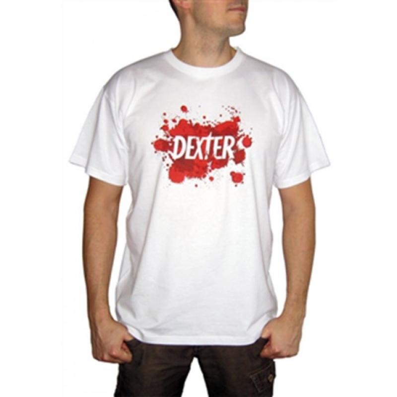 DEXTER T-SHIRT LOGO