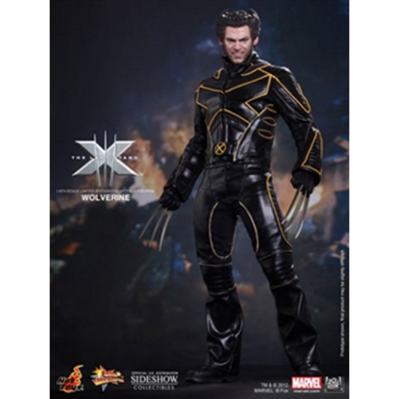 HOT TOYS X-MEN - WOLVERINE LAST STAND