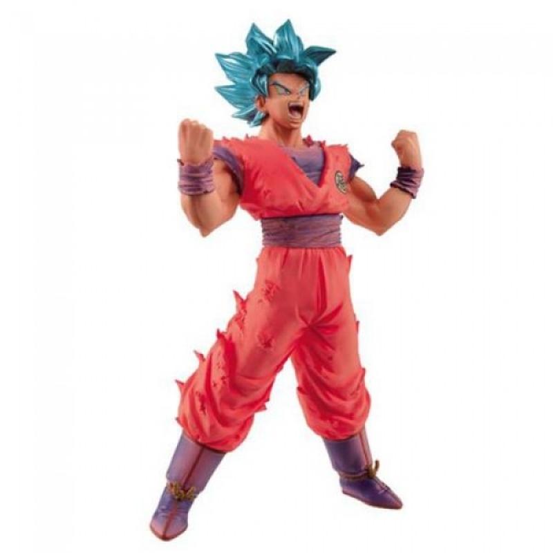 DRAGON BALL SUPER - BLOOD OF SAIYANS - SUPER SAIYAN BLUE GOKU