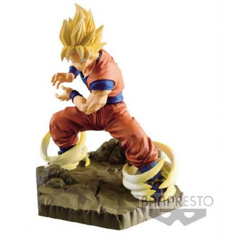 82404 - DRAGONBALL Z - ABSOLUTE PERFECTION FIGURE - SON SOKU