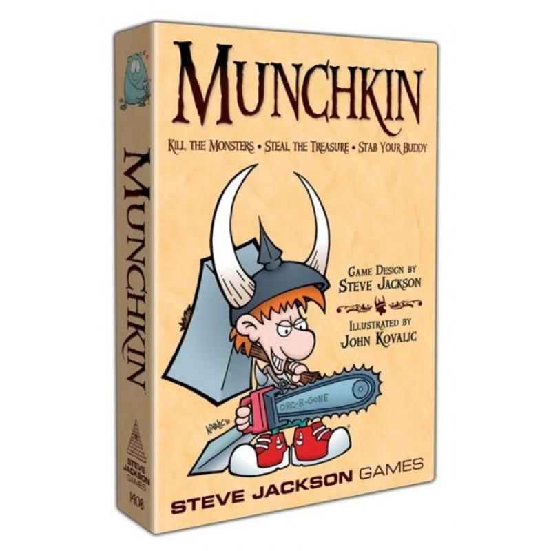 MUNCHKIN - Gioco base