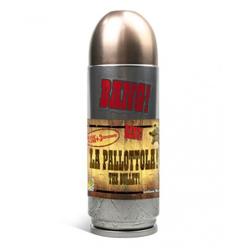 BANG! THE BULLET - EDIZIONE DELUXE
