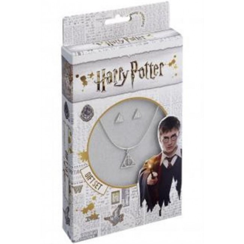 HARRY POTTER - GIFT SET DEATHLY HALLOW