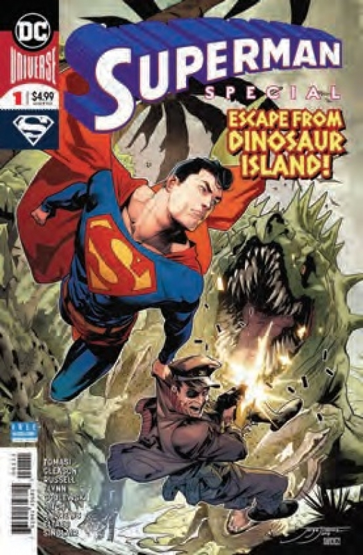 SUPERMAN RINASCITA 46