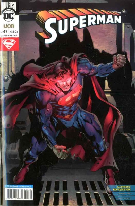 SUPERMAN RINASCITA 47