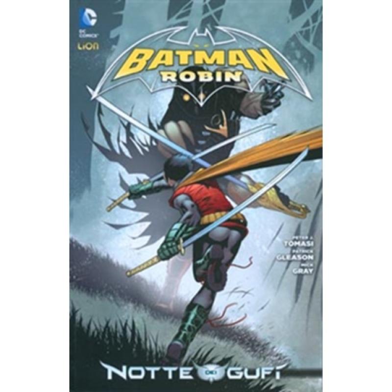 BATMAN & ROBIN 3 - THE NEW 52