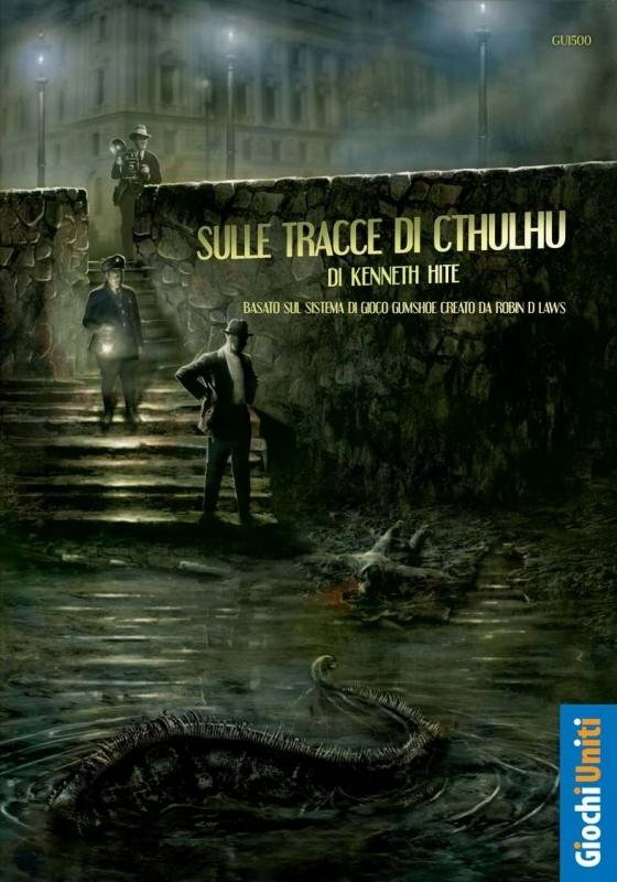 SULLE TRACCE DI CTHULHU - Manuale base
